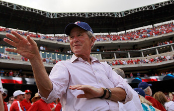 George+W+Bush+Boston+Red+Sox+v+Texas+Rangers+_yZC7n_JeFVl.jpg